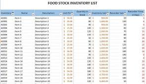 ms excel inventory template stock take template inventory spreadsheet excel excel template