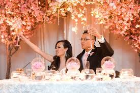 Cherry Blossom Backdrop Cherry Blossom Trees Make A Beautiful Backdrop Wedding