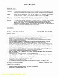 Good Resume Skills Examples Present Client Servicing Resume Sample