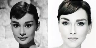 audrey hepburn makeup transformation how to do audrey hepburn s makeup tutorial