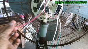 pedestal fan connection details in urdu hindi youtube Electric Fan Motor Wiring Diagrams at Pedestal Fan Motor Wiring Diagram