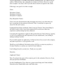 Application Letter Resume Templater Letters Australia Latex Word