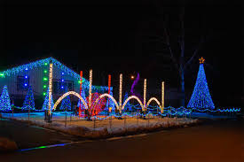 Christmas Lights House Synchronized Music 10 Not To Miss Homes With Christmas Lights Synchronized To