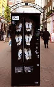 Shoe Vending Machine Best Shoes Vending Machine VENDING MACHINES Pinterest Vending