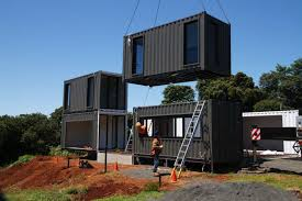 Architectural Container Homes