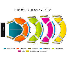 Ellie Caulkins Opera House Tickets