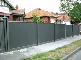 sheet metal fence. Perfect Fence Sheet Metal Fence Designs Impressive Design  Tasty Ideas About For Sheet Metal Fence