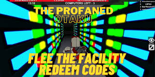 However, the one room that stood out the most was the white room, where you have to go through. Flee The Facility Redeem Codes June 2021 The Profaned Otaku