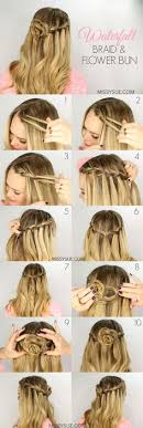 Hairstyle Easy Step By Step 33 Most Popular Step By Step Hairstyle Tutorials Tutorials Hair 3436 by stevesalt.us