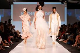 Gideon Fashion Designer Durban Invited Designer Category Concept Vodacom Durban July