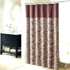 lace shower curtains with valance shower curtain with matching window valance bathroom shower and window curtain