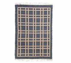 navy blue flat weave rug trellis farmhouse and cottage blue and white flat weave rug