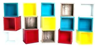 cube storage wall unit single cube storage cubes shelves modular unit shelf wall 2 u