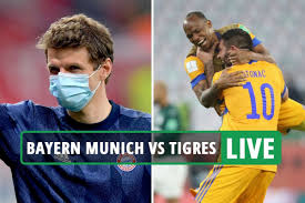 Bayern Munich vs Tigres LIVE: Follow all the action from Club World Cup  Final - About Gyan