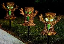 spooky lighting. Halloween Spooky Trees Light Up Lawn Stakes Pathway Markers Lighting S