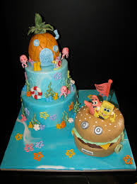 Spongebob Birthday Cakes Images Healthy Food Galerry