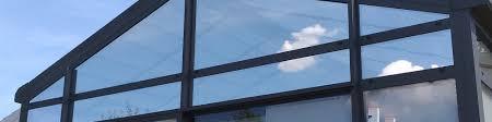 Flachglasfolie Jakobs Folientechnik Scheibentönung Beschriftung