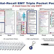 Vital Recall Com Ems Pocket Pcrs On Scene Vital Info