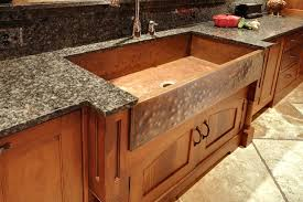 farm style kitchen sink stainless steel kohler sinks copper