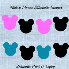 Pink And Black Minnie Mouse Decorations Mickey Mouse Babyshower Ideas My Practical Baby Shower Guide