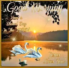 Good Morning Jesus Quotes