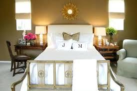 Master Bedroom Lamps Elegant Glass Table Lamp Using Classic White ...