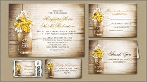 beautiful collection of rustic mason jar wedding invitations to Wedding Invitations Jars rustic mason jar wedding invitations wedding invitations rsvp