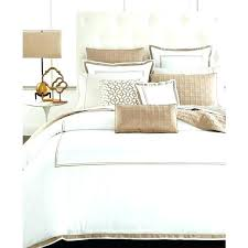 hotel collection bedding white embroidered frame full queen comforter a liked on macys king ho hotel collection bedding image by king