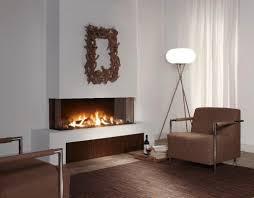 Minimalist Letterbox Fireplace