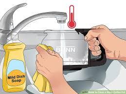 image titled clean a bunn coffee pot step 1