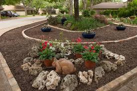... No lawn garden makeover first spring