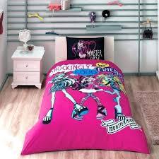 Monster High Bedroom Set Monster High Twin Bed Set Comforter For ...
