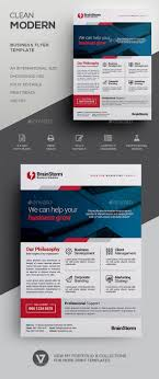 Create Business Flyer Business Flyer Template By Verazo Clean Modern Corporate