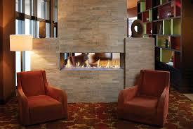 davinci custom linear fireplaces see thru davinci fireplace primary features image