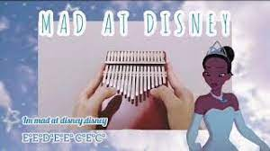 Unlike previous years, the event did not contain a lobby. Mad At Disney Kalimba Tabs Letter Number Notes Tutorial Kalimbatabs Net