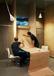 Creative Office Designs New I Think This Roll Of Paper Thing Is Just Genius R Studio