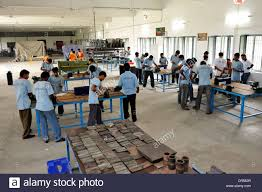 mechanical trades person stock photos mechanical trades person vocational training as a metalworker at the don bosco technical centre dbtc youhanabad lahore