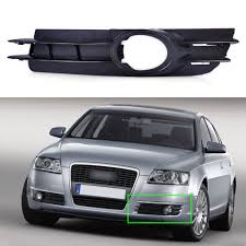 2006 Audi A4 Fog Light Grill Us 9 91 38 Off Beler 1pc New High Quality Plastic Front Left Bumper Fog Light Lamp Grill Grille 4f0 807 681 A For Audi A6 2005 2006 2007 2008 In