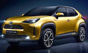 Toyota Yaris Cross (2021): Preis & technische Daten