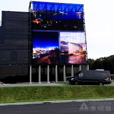 apexls outdoor led curtain display with the features of light thin and transpa only 1 3 weight of regular displays and high transparency can protect