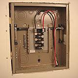 how to install and wire a cutler hammer sub panel diy old house adding a sub panel part 3 installing and wiring the new panel