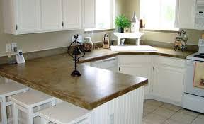 resurfacing countertops with concrete surprising moon decorative adding value to your kitchen santa interior design 4