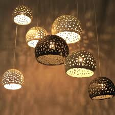 marvelous modern battery operated chandelier