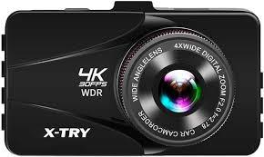 <b>Видеорегистратор X-TRY XTC D4000</b> 4K - подробные ...