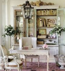 Classic Home Office Design Magnificent Love The Office But I Am Looking At The Hydrangeas On Top Of The