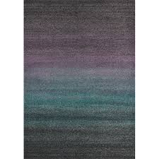 8 x 11 large purple and gray area rug ashbury