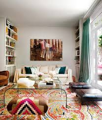 colorful living room rugs. lovely inspiration ideas colorful living room rugs 21 color spotlight bright pops with neutral contrasts. gen4congress.com