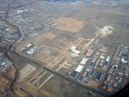 Stapleton International Airport
