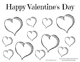 These valentines day coloring pages are for the adults. Cjo Valentine Day Coloring Page Hearts Vdaycoloringpg Valentines Pages For Toddlers Adults Tures Pictures To Sheets Preschool Images Oguchionyewu