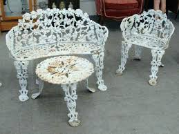 wrought iron patio furniture vintage. Vintage Wrought Iron Patio Furniture Garden Makers .